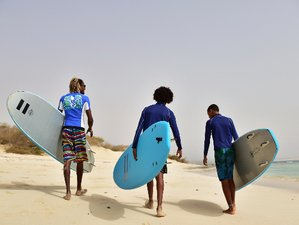 8 Day Surf Camp in Boa Vista Island, Cape Verde