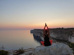 "8 Day Energetic Yoga Journey to the ""Place of Power"" in Gozo Island"