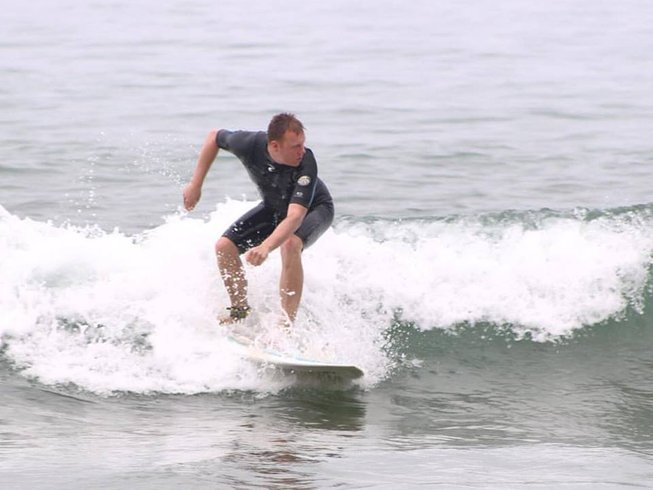 7 Days All-level Surf Camp in Taghazout, Morocco