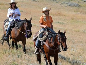 4 Days Rustic Ranch Vacation in Montana, USA