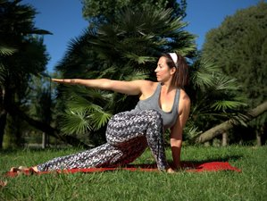 3 jours en stage de vinyasa flow yoga en Italie
