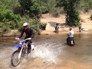 12 Day Cardamoms Hard Enduro Advanced Motorbike Tour in Cambodia