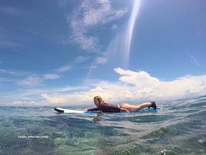 4 Days Island Paradise Surf and Yoga Holiday in Bali, Indonesia