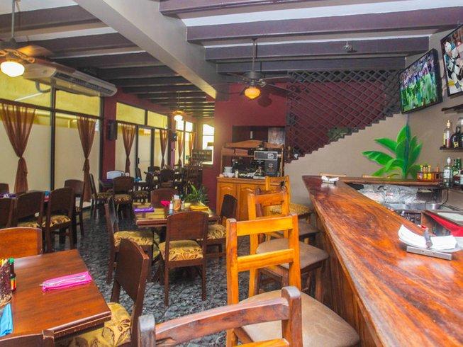 6 Days Amazing Yoga and Surf Camp Hotel Poseidon Jaco, Costa Rica