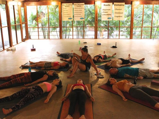 7 Days Vitality, Meditation and Yoga Retreat in Costa Rica