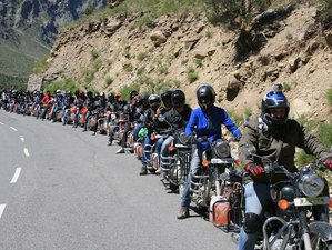 15 Day Ride to Everest Base Camp Guided Motorcycle Tour in Nepal and Tibet