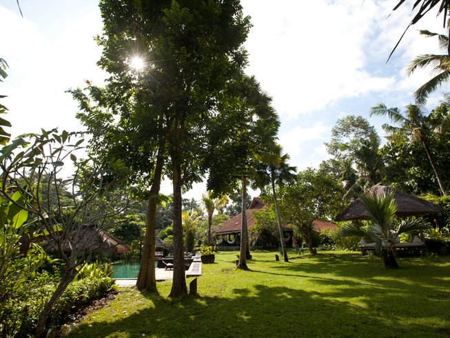 21 Days Christmas Yoga Retreat in Bali