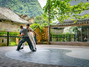 21 Day Tai Chi, Qigong, Massage Therapy, and Meditation Retreat in Guilin, Guangxi