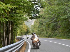 8 Day Harley Davidson Guided Motorcycle Tour in Northern Italy