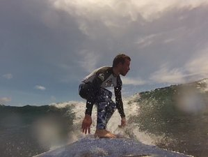 7 Days All Level Surf Camp with Daily Yoga in Baras, Philippines