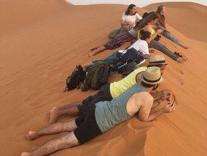 4 días de excursión por el desierto comenzando y finalizando en Marrakech