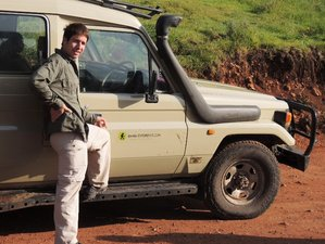 10 Days 4WD Adventure Wildlife Safari in Kenya and Tanzania
