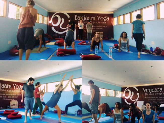 14 Days 100 Hours Vinyasa and Primary Series Yoga TTC in Dharamsala