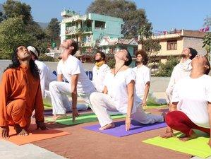 10 jours en stage de yoga kundalini et chakra sadhana Navaratri à Katmandou, Népal