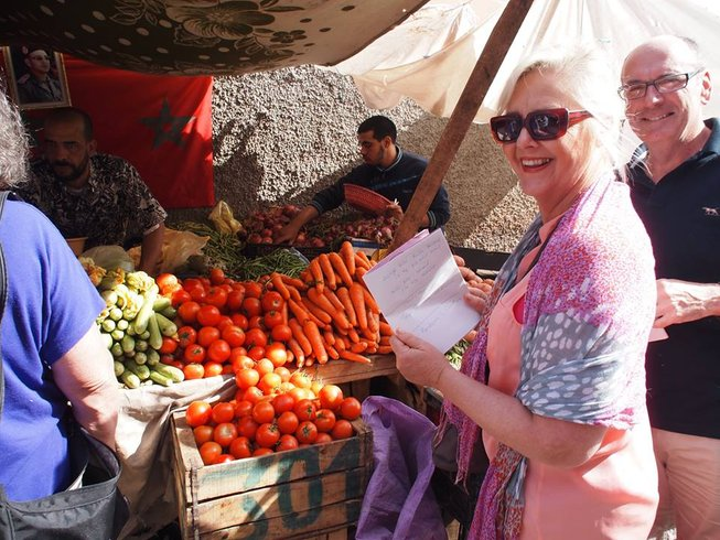 6 Days Fabulous Culinary Holiday in Marrakech, Morocco