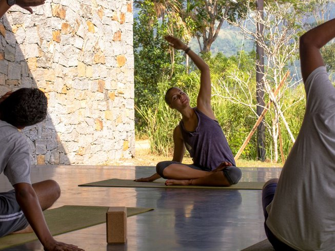 8 Days Personal Dosha Ayurveda Yoga Retreat in Kandy, Sri Lanka