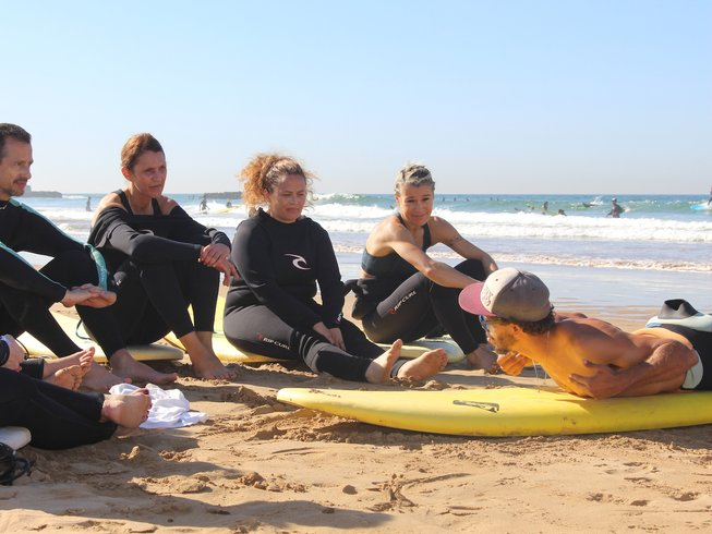 8 Days Outstanding Surf and Yoga Holiday in Morocco