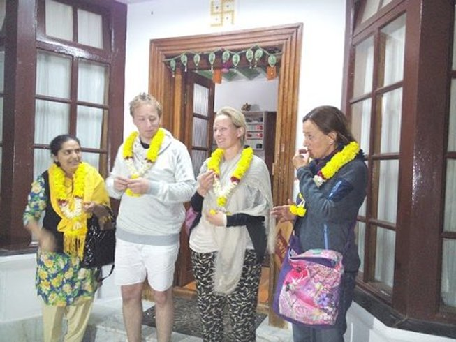 6 Weeks Agnihotra and Yoga Retreat in India