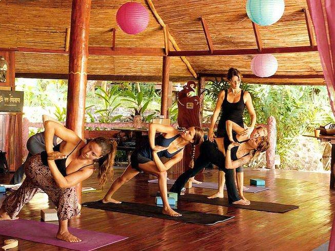 7 días de yoga y bienestar en Montezuma, Costa Rica