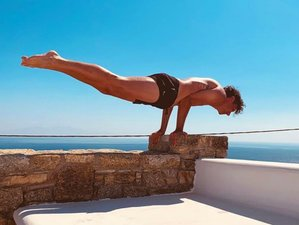 8 Day Gay Yoga, Pilates, and Fitness Retreat in Mykonos