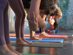 21 Day Immersive 200-Hour Vinyasa Yoga Teacher Training Certification in South of France