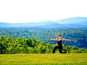 6 Tage zu Gast im Yoga Retreat in den USA