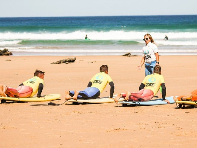 8 Days Horse Riding and Surf Camp in Portugal