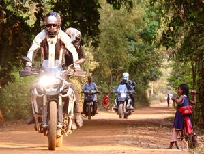 10 Days Land of Lanna BMW Motorcycle Tour Northern Thailand
