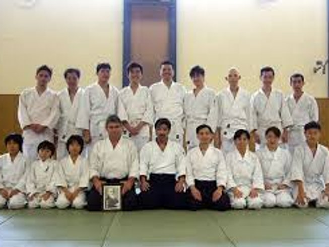 3 Days Aikido Fellowship Seminar in Thailand