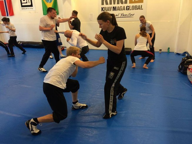 6 Days Krav Maga Summer Camp in Norway