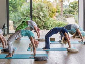 5 Day Connection of Mind, Body, and Spirit Jivamukti Yoga Retreat in Mallorca