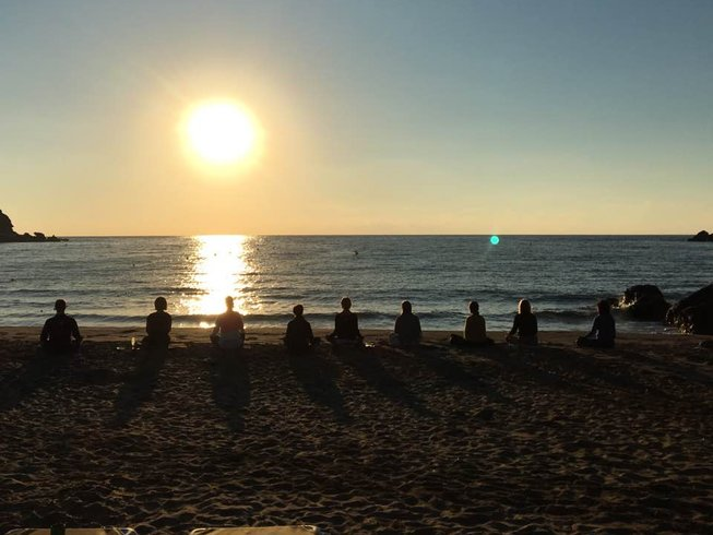 8 Days Energizing Detox Hot Yoga Retreat in Ibiza
