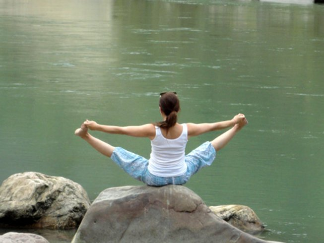 14 Days 100-Hour Yoga Course in Rishikesh, India
