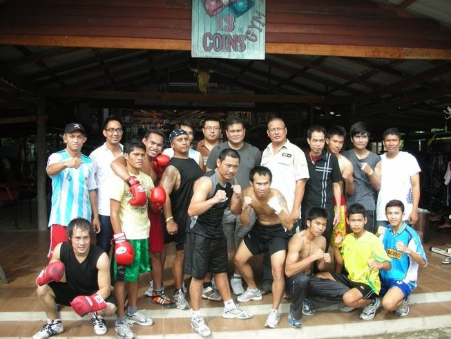 7 Days of Muay Thai in Suanluang, Bangkok, Thailand
