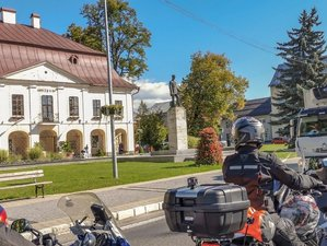 14 Day Eastern European Treasures Guided Motorcycle Tour in Europe