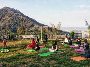 7 Day Yoga and Meditation Retreat in Agrakhal and Rishikesh, Dehradun