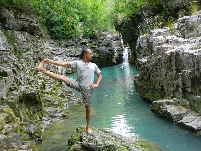 7 days dance hiking meditation yoga retreat in vio spain - Casa cuadrau ...