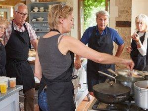 5 Days Cooking Workshop in Verteillac, France
