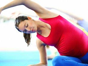 8 Day 85-Hour Prenatal Yoga Teacher Training in Rishikesh