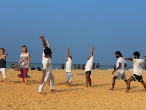 28 Days 200 Hours Ayurveda and Yoga Teacher Training in Kerala, India