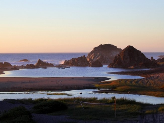 5 Days Yoga and Surf Retreat in Chile