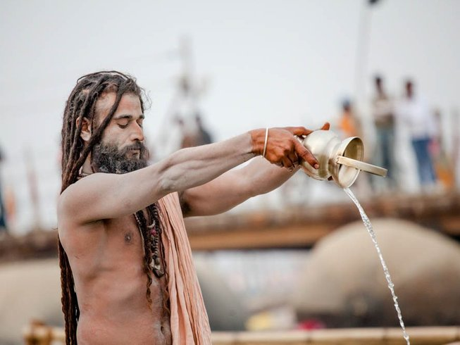 3 Tage Varanasi Tour Meditation und Yoga Retreat in Indien