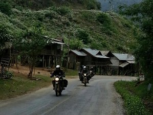 7 Days Northern Vietnam Loop Guided Motorcycle Tour