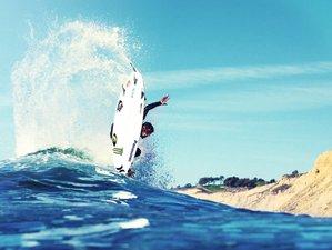 4 Day Surf Camp in Selina Boavista Ericeira, Lisbon