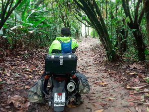 9 Day Three Worlds Guided Motorcycle Tour in Ecuador