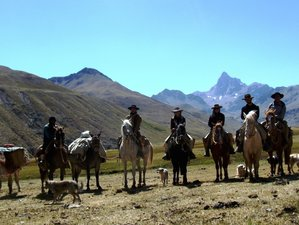 3 Day Ruta de Nacimiento Horse Riding Holiday in Cordillera de los Andes