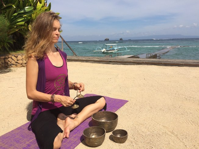7 Days How are you really? New Year by the Ocean Yoga Retreat in Bali