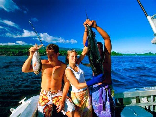 5 Days Luxury Samoa Surfing