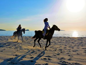 8 Days Centre-Based Trekking Horse Riding Holiday in Beautiful Sardinia, Italy