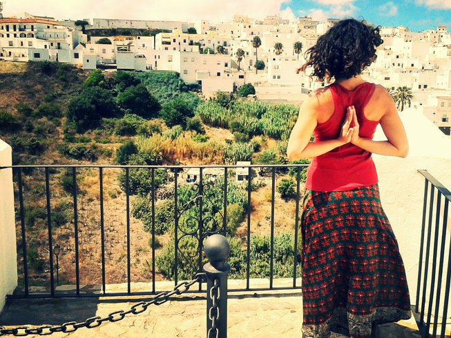 7 Days Hatha Yoga Retreat in Andalusia Spain